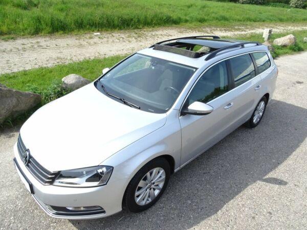 VW Passat 1,4 TSi 160 Comfortl. Vari. BMT - billede 3
