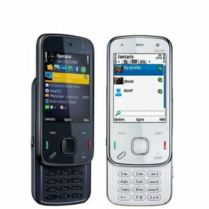 Details about Unlocked Nokia N86 Symbian Smartphone Mobile Cell Phone WIFI  3G GPS