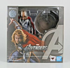 The Avengers S.H.Figuarts Thor (Avengers Assemble Edition) Tamashii Nations NEW