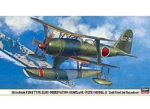 Hasegawa 1  48 Mitsubishi F1m2 Tipo Zero Osservazione Idrovolante (Pete) modellllerler11