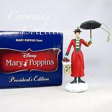Grolier Disney Mary Poppins President's Edition Ornament Early Moments MIB HTF