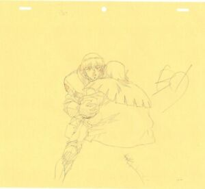 Record of Lodoss War Settei Sheets 【164pages】