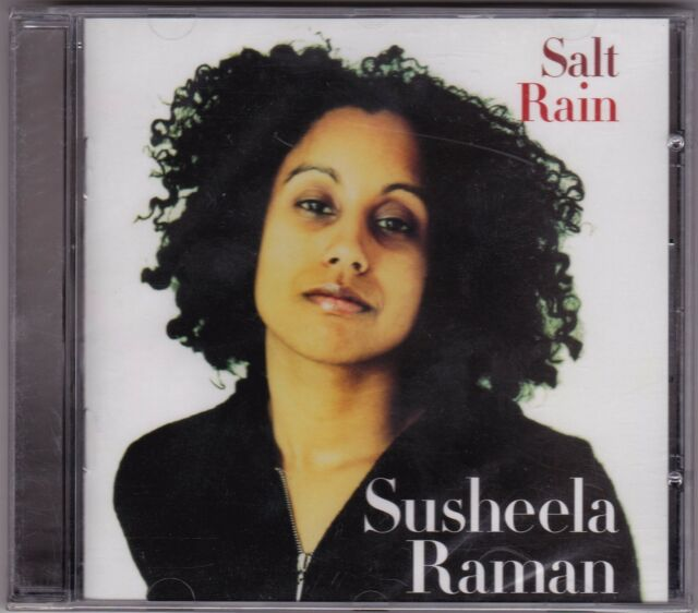 Susheela Raman - Salt Rain - CD (Brand New Sealed) (Narada World)