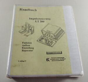 image is loading workshop-manual-kalmar-forklift-impulssteuerung-lt-200