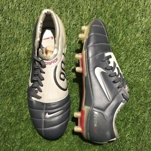 Details about Nike Air Zoom Total 90 III FG 308229 011 9.5 US Luis Figo RARE