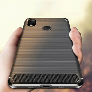 For-Xiaomi-Redmi-7-Note-8-7-6-Pro-8A-Shockproof-Carbon-Fiber-Soft-TPU-Case-Cover