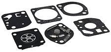 Carburettor Rebuild Kit. Needle Gaskets Diaphragm Fits STIHL BR500, BR550, BR600