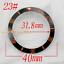 40mm-Red-Black-Blue-Green-Ceramic-Titanium-bezel-insert-fit-GMT-automatic-watch thumbnail 24