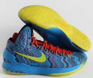 separation shoes 9c115 6d491 Image is loading 2012-Nike-KD-V-5-Christmas-Kevin-Durant-