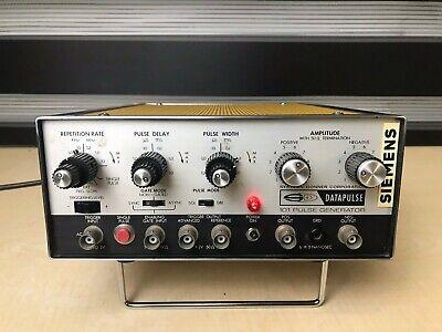 datapulse 101 pulse generator manual