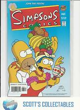 Simpsons   #65   NM   (Bongo Comics)   High Grade