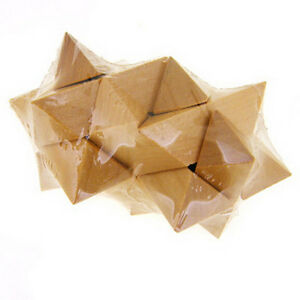 Double-Star-3D-Wood-Construction-Puzzle-Brain-Teaser