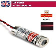 650nm RED LINE Laser Module 5V Industrial Grade