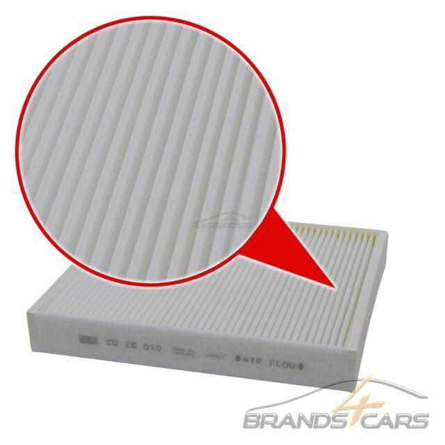 Maxgear dell/'Abitacolo Filtro Filtro Polline Filtro AUDI VW SEAT SKODA 26-0800
