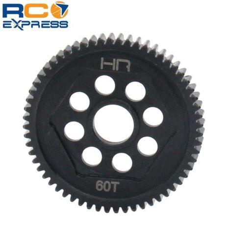 Hot Racing Losi Mini T 2.0 Steel 60T Steel Spur Gear 0.5 Mod SMTT60M05