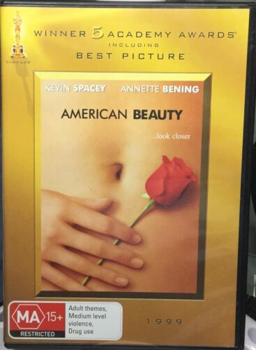 1 of 1 - American Beauty - Academy Gold Collection (DVD, 2009)