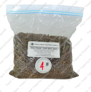 Papio-Creek-Dry-Pellet-Coon-Bait-4-lbs-Great-for-Dog-Proof-Traps-Yotes-Fox