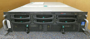 Fujitsu-Primergy-RX600-S1-4-x-Xeon-2-7GHz-4GB-291GB-3U-Rack-Mount-Server