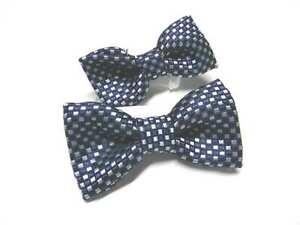 Papion-bimbo-blu-e-verde-azzurro-tiffa-seta-papillon-varie-eta-1-3-6-12-anni