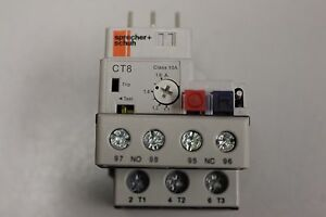 CT8B16 Thermal overload relay