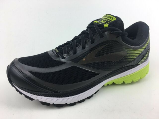 21bab3eb65232 Brooks Mens Ghost 10 Road Running Shoes Size 8 D Medium