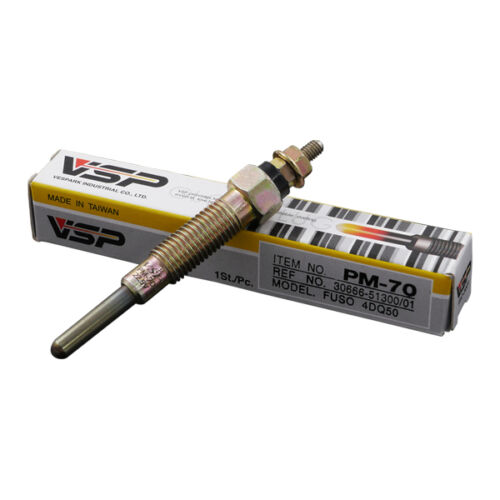 PM-70 Diesel Glow Plug 22.5 V Taiwan Manufacturer Igniter 1 SET OF 4
