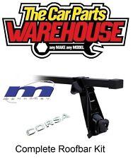 Full Roof Rack Bar Kit SUM201 Mountney Direct Fit ~ VAUXHALL CORSA 93 - 06