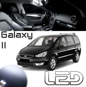 Ford-GALAXY-2-12-ampoules-interieur-eclairage-habitacle-Plafonnier-coffre