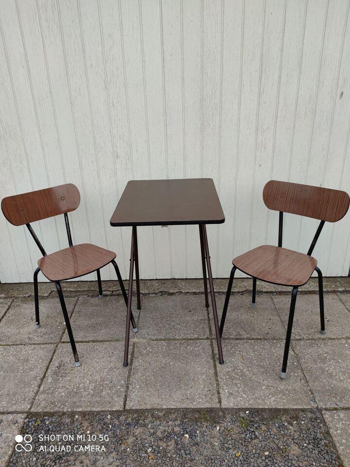Køkkenbord+stole