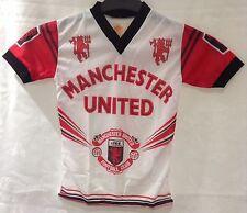 Manchester United Rare 1980's Coffer T Shirt
