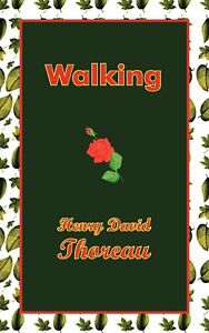 Walking-by-Henry-David-Thoreau-paperback-2007-Arc-Manor-Books-NEW-COPY