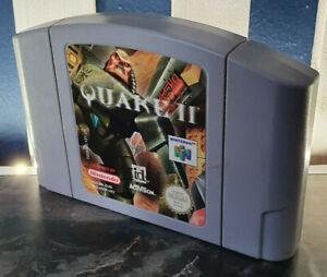 Nintendo N64 Juego-Quake II