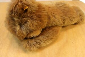18-034-Steiff-Sleeping-Teddy-Bear-Stuffed-Animal-EAN-034140