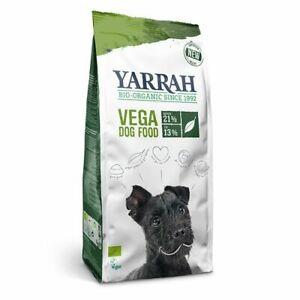 Yarrah Adult Organic Vegan Nourriture Pour Chien Avec Baobab 10 Kg Nouveau Livraison Gratuite 689989305506