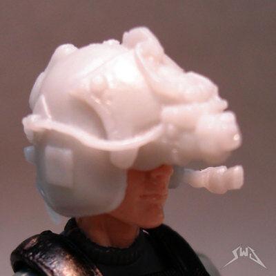 "HEL063 Custom hat helmet cast for use with 3.75/"" GI Joe Star Wars figures"