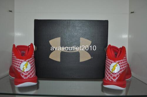 Under Armour Torch Alter Ego FLASH Basketball Shoes 1246941 600 Youth Boys NIB