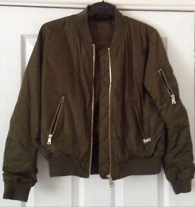 Ladies-Used-Top-shop-Size-12-Jacket