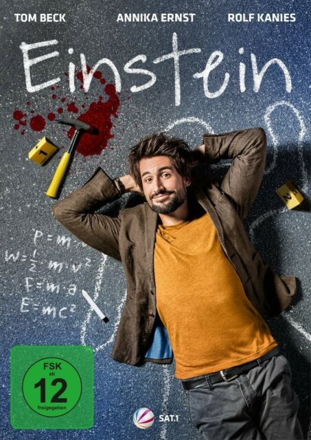 EINSTEIN - STAFFEL 1 2 DVD NEUF  TOM BECK/ANNIKA ERNST/ROLF KANIES/+