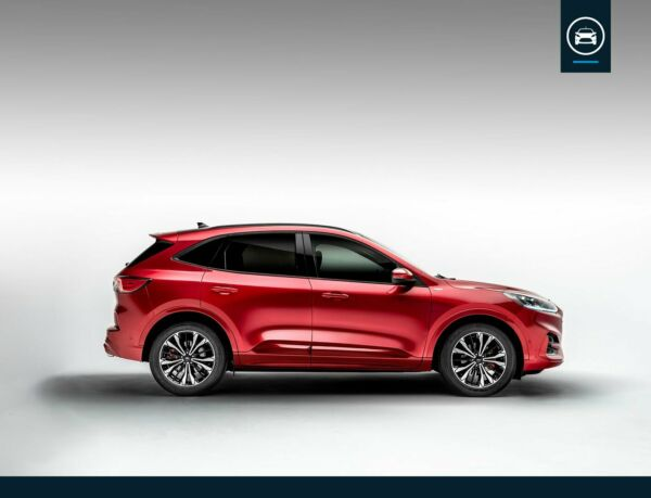 Ford Kuga 2,5 PHEV Trend CVT - billede 1