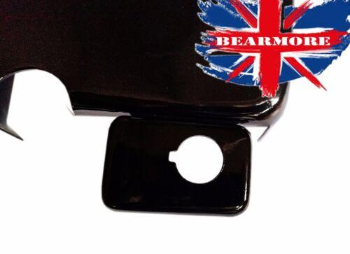 Royal Enfield Moto Modèle Classique Noir Batterie Porte Housse Case Housse @UK