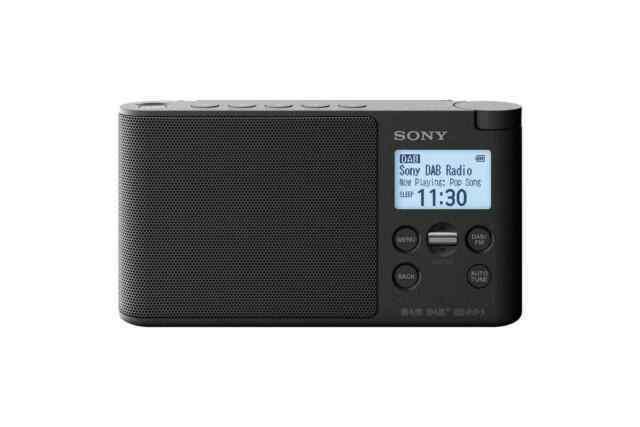 Sony XDRS41DB Portable Radio for sale online   eBay