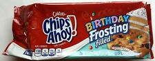 NEW Nabisco Birthday Frosting Filled Chips Ahoy Cookies FREE WORLDWIDE SHIPPING