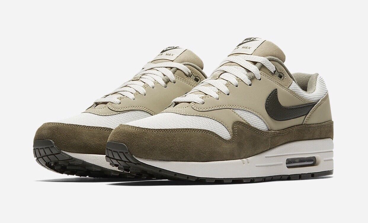 competitive price cec30 abb59 Homme Nike Air Max 1 1 1 Medium neutre-Olive Taille 9. 1ddb78