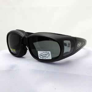 Radsport Nachtsicht Optik HD Wrap Around Fahren Blend Schutzbrille Sonnen Optics Brille