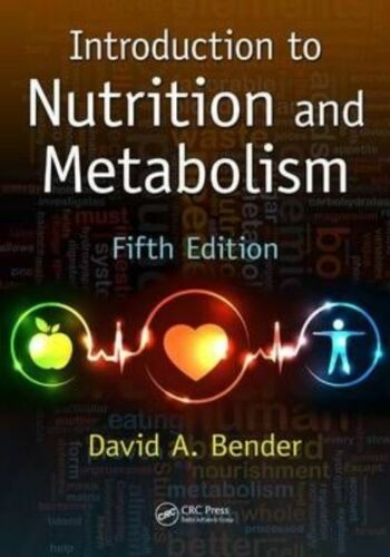 1 of 1 - Introduction to Nutrition and Metabolism by David A. Bender (Paperback, 2014)