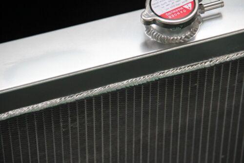 "NEW 3 ROWS Aluminum Radiator 1968-1974 DODGE Plymouth MOPAR CARS 22/"" CORE"