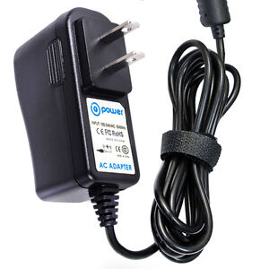 12V-AC-Adapter-FOR-BUSH-LCD15W08DVDHD-LCD-TV-CHARGER-POWER-CORD-SUPPLY-NEW