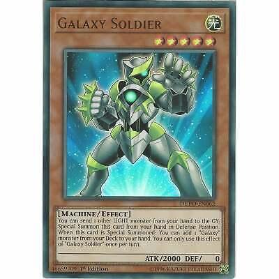GALAXY SOLDIER   DUPO-EN062    DUEL POWER ULTRA  1ST ED YUGIOH