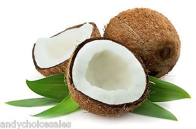 Coconut Oil, 100% Organic PURE Natural 25g - 5kg 500g 1kg.
