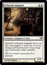 MTG Magic EVE FOIL - Kithkin Zealot/Zélateur sangami, French/VF